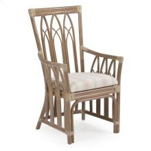 Rattan Dining Arm Chair 8110