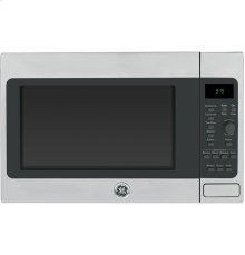 GE Profile Series 1.5 Cu. Ft. Countertop Convection/Microwave Oven