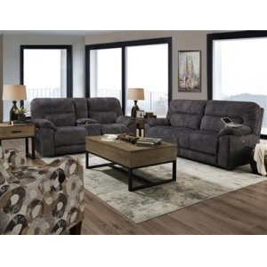 Southern MotionDouble Reclining Loveseat