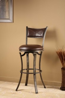 Drummond Swivel Bar Stool