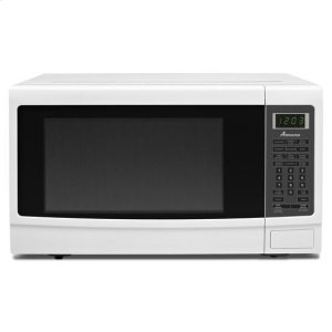 Amana1.6 cu. ft. Countertop Microwave with Sensor Cooking - white