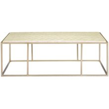Villa Rectangle Cocktail Table Base P339CR