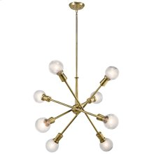 Armstrong Collection Armstrong 8 Light Large Chandelier - NBR