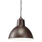 Missoula Collection 1 Light Pendant Lamp  Bronze Product Image