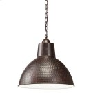 Missoula Collection 1 Light Pendant Lamp  Bronze Product Image