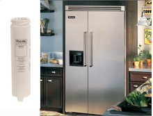 Water Filter for Built-In Refrigerators