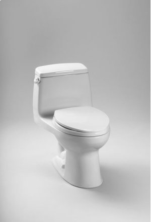 Colonial White Eco UltraMax® Toilet, 1.28 GPF
