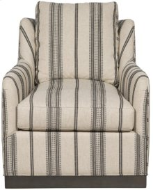 Fisher Plinth Base Swivel Chair V922B-SW