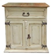 Heirloom Mansion Night Stand Product Image