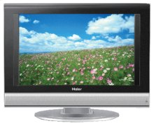 """19"""" Wide HD LCD Television/DVD Combo"""