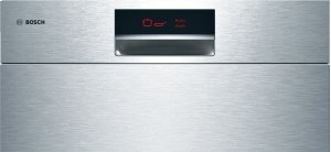 24 '' Recessed Handle Dishwasher 800 Plus Series- Stainless steel SHE9ER55UC