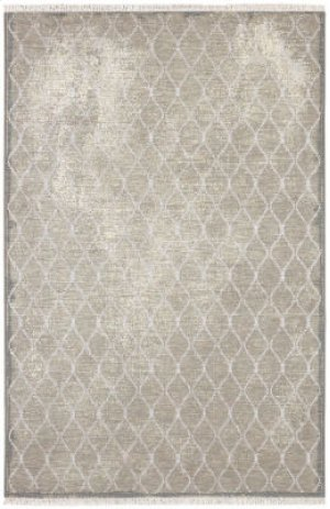 Swedish Isle by Patina Vie Platinum Rectangle 9ft 4in X 12ft 9in