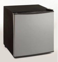 1.7 CF All Refrigerator - Stainless Steel