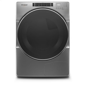 Whirlpool7.4 cu.ft Closet Depth Front Load Heat Pump Dryer with Intiutitive Touch Controls, Steam Refresh Cycle