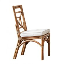 Plantation Bay Side Chair w/cushion