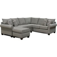 Clementine Sectional 6J00-SECT Product Image
