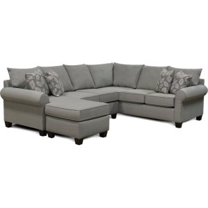 England Furniture Clementine Sectional 6j00-Sect