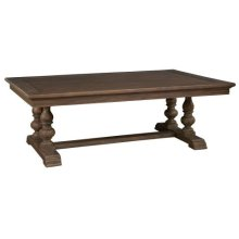 Napa Valley Trestle Coffee Table