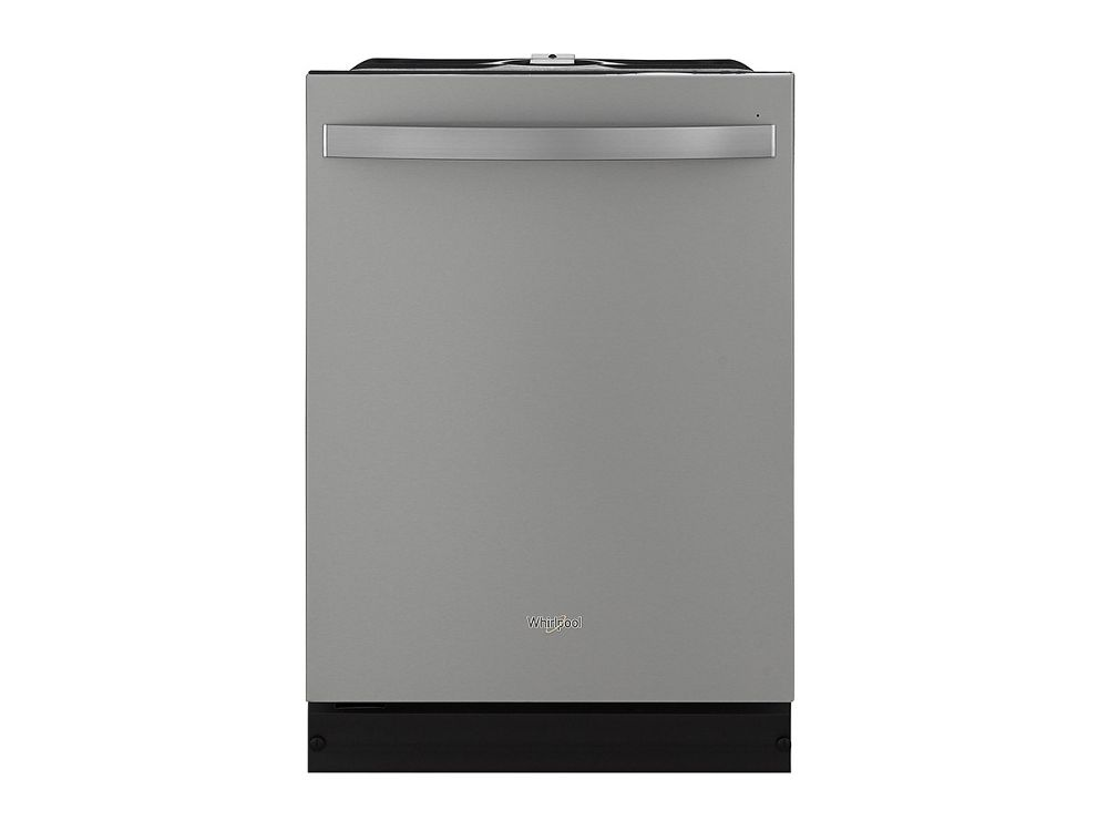 Wdt730pahz Whirlpool Dishwasher With Fan Dry Fingerprint