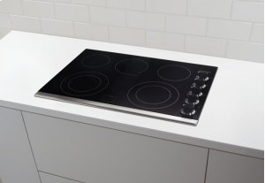 [CLEARANCE] Frigidaire Gallery 30'' Electric Cooktop. Clearance stock is sold on a first-come, first-served basis. Please call (717)299-5641 for product condition and availability.