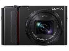 LUMIX 4K Digital Camera ZS200 with 20.1 Megapixel Sensor - Back - DC-ZS200K