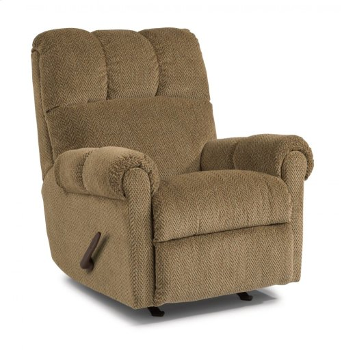 McGee Fabric Rocking Recliner