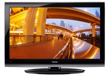 """Toshiba 37E200U - 37"""" class 1080p 60Hz LCD TV"""