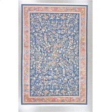 "FLORAL 000203902 IN BLUE RUST 12'-0"" x 18'-0"""