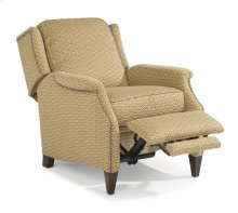 Zevon Fabric High-Leg Recliner