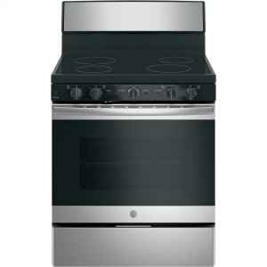 """GEGE 30"""" Free-standing Electric Radiant Smooth Cooktop Range"""