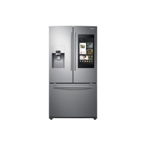 Samsung Appliances24 cu. ft. Family Hub™ 3-Door French Door Refrigerator in Stainless Steel