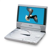 "8.9"" Diagonal Widescreen Portable DVD-Video Player"