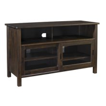 """""""Distressed Rustic"""" TV Stand"""
