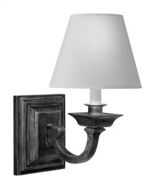Visual Comfort MS2012PN-NP Michael S Smith Edgartown 1 Light 8 inch Polished Nickel Decorative Wall Light