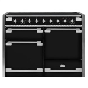 Gloss Black AGA Elise Induction Range - GLOSS BLACK