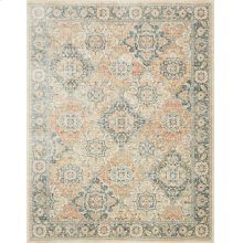 Ed Multi / Blue Rug