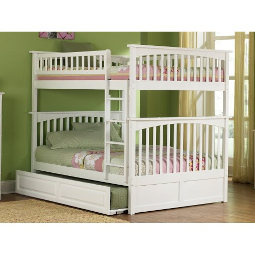 Ab55532 In By Atlantic Furniture In Sidney Me Columbia Bunk Bed