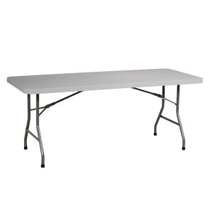 Office Star6' Resin Multi Purpose Table