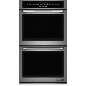 """Jenn-Air® 30"""" Double Wall Oven with V2™ Vertical Dual-Fan Convection System, Pro Style Stainless"""