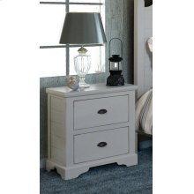 Bedroom HH-4270  2 Drawer Nightstand