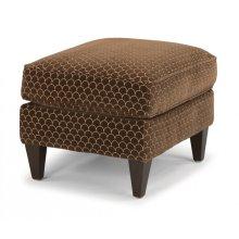 Zevon Fabric Ottoman