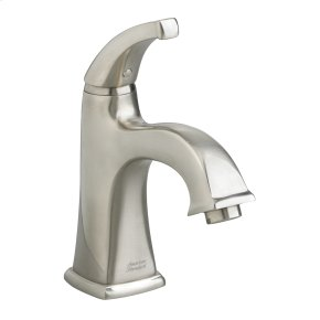 Satin Nickel Town Square Monoblock Lavatory Faucet