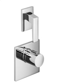 xTOOL thermostat with one volume control - chrome