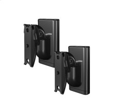 Universal Speaker Wall Mounts for Roku TV Wireless Speakers and Other Speakers Up to 10 lbs.