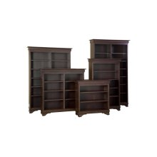 """52"""" Wide Bookcases"""