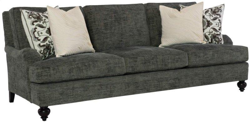 Hutton Sofa In Mocha 751