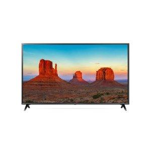 "LG AppliancesUK6300BUB 4K HDR Smart LED UHD TV w/ AI ThinQ(R) - 50"" Class (49.5"" Diag)"