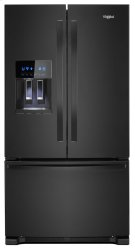 36-inch Wide French Door Refrigerator 25 cu. ft. Product Image