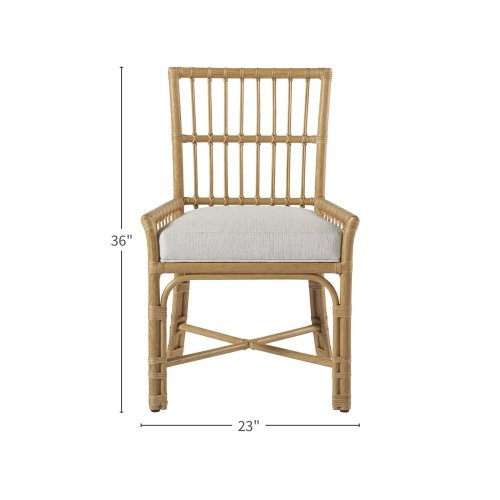 Clearwater Low Arm Chair