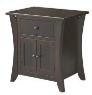 Chandler 1 Drawer 2 Door Nightstand Product Image